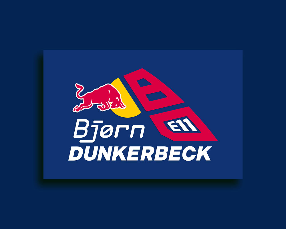 Björn Dunkerbeck Logo Design by Sign Creative