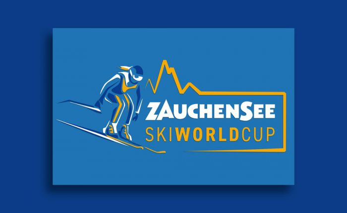Logo Design for the Ski World Cup 2020 in Zauchensee by Sign Creative