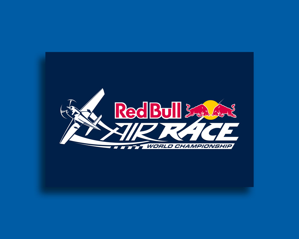 Red Bull Air Race Logo Design