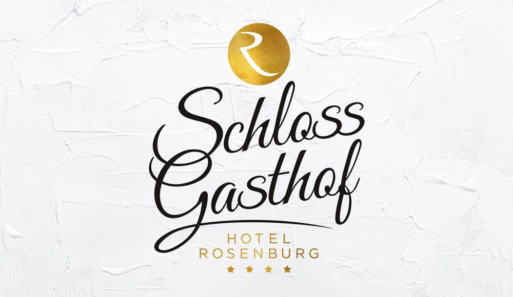 Logo Design for Schlossgasthof Rosenburg by Sign